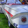 1961 Chevrolet Impala Convertible by Mary Deal