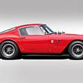 1961 Ferrari Gt 250 Swb by Dave Koontz