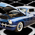 1951 Mercury Classic Car Photograph 002.02 by M K  Miller