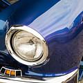1951 Mercury Classic Car Photograph 013.02 by M K  Miller