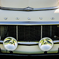 1961 Volvo Pv544 Grille Emblem -1511c by Jill Reger