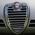 1962 Alfa Romeo Grille by Dennis Hedberg