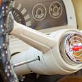 1962 Chevy Stering Wheel by Gaetano Chieffo