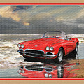 1962 Corvette by John Breen