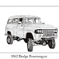 1962 Dodge Powerwagon by Jack Pumphrey