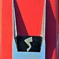1962 Studebaker Avanti Badge by George Atsametakis