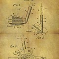 1963 Sand Wedge Patent by Dan Sproul