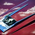 1963 Studebaker Avanti Hood Ornament 4 by Jill Reger