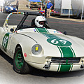 1963 Triumph Spitfire  by Mike Martin