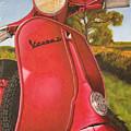 1963 Vespa 50 by Rob De Vries