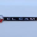 1964 Chevrolet El Camino Emblem -ck0084c by Jill Reger