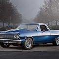 1964 Chevrolet El Camino IIi by Dave Koontz