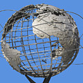 1964 World's Fair Unisphere by Bob Slitzan