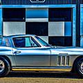 1965 Corvette Fuelie by Stan Dzugan