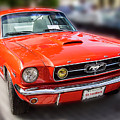 1965 Ford Mustang Fastback by Bob Slitzan