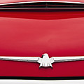 1965 Ford Thunderbird Emblem by Glenn Gordon