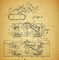 1966 Bulldozer Patent by Dan Sproul