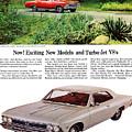 1966 Chevrolet Chevelle Turbo-jet V8's by Digital Repro Depot