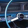 1966 Chevrolet Impala Dash by Glenn Gordon