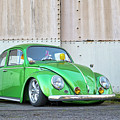 1966 Custom Green Beetle by Tim Gainey