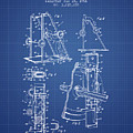 1966 Exercising Device Patent Spbb05_bp by Aged Pixel