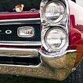 1966 Pontiac Gto Grill by Glenn Gordon