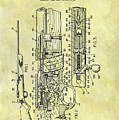 1966 Rifle Patent by Dan Sproul