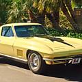 1967 Chevrolet Corvette Sport Coupe by Jill Reger