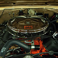 1967 Plymouth Belvedere Gtx 426 Hemi Motor by Chris Flees