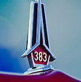 1967 Plymouth Saturn Hood Ornament by Jill Reger