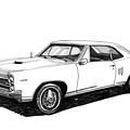 1967 Pontiac Gto by Jack Pumphrey