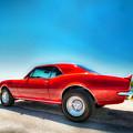 1967 S S Camaro_hdr by Michael Rankin