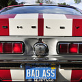 1968 Bad Ass Shelby Mustang by David Lee Thompson