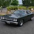 1968 Plymouth Roadrunner Davie by Mobile Event Photo Car Show Photography