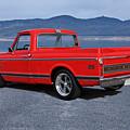 1969 Chevrolet Cst10 Pickup II by Dave Koontz