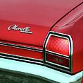 1969 Chevy Chevelle Ss 396 by Gordon Dean II