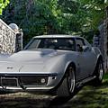 1969 Corvette Lt1 Coupe I by Dave Koontz