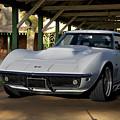 1969 Corvette Lt1 Coupe II by Dave Koontz