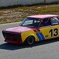 1969 Datsun 510 by Mike Martin