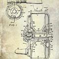 1969 Fly Reel Patent by Jon Neidert