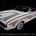 1969 Hurst Oldsmobile 455 Ho Electric by Chris Flees