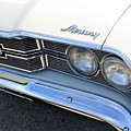 1969 Mercury Montego Mx Grille With Headlights And Logos by WHBPhotography Wallace Breedlove