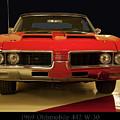 1969 Oldsmobile 442 W-30 by Chris Flees