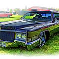 1970 Cadillac Deville - Vignette by Steve Harrington