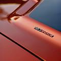 1970 Dodge Challenger Rt 383 Magnum Hood by Gordon Dean II