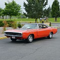 1970 Hemi Charger Rt Asher by Mobile Event Photo Car Show Photography