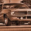 1970 Plymouth Hemi 'cuda by Gordon Dean II