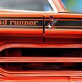 1970 Plymouth Road Runner - Vitamin C Orange by Gordon Dean II