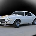 1971 Chevrolet Camaro I by Dave Koontz