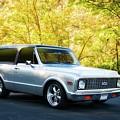 1971 Chevrolet Tahoe Blazer I by Dave Koontz